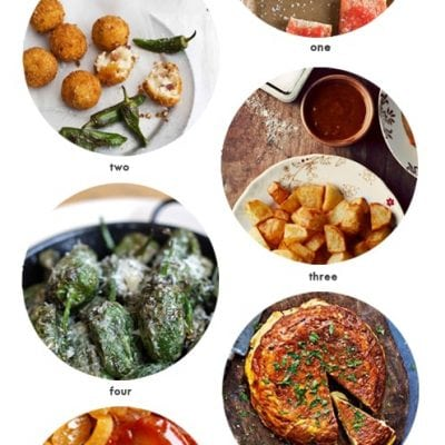 pick six: tapas to try in spain