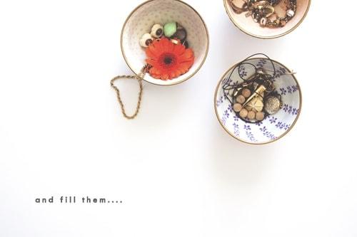 DIY japanese printed bowls 4