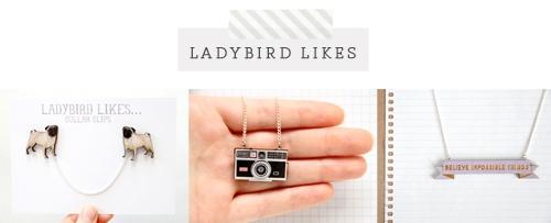 ladybird likes
