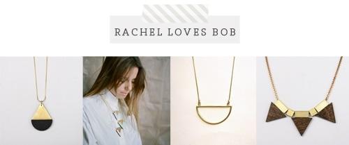 rachel loves bob