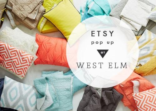 west elm pop up