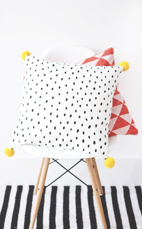 DIY cushion 4
