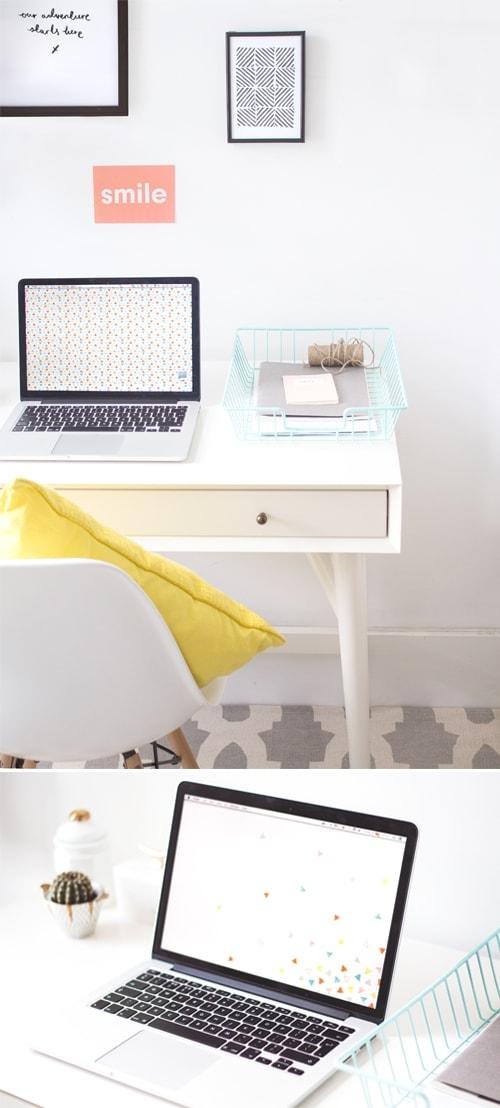 summer printable desktop wallpaper