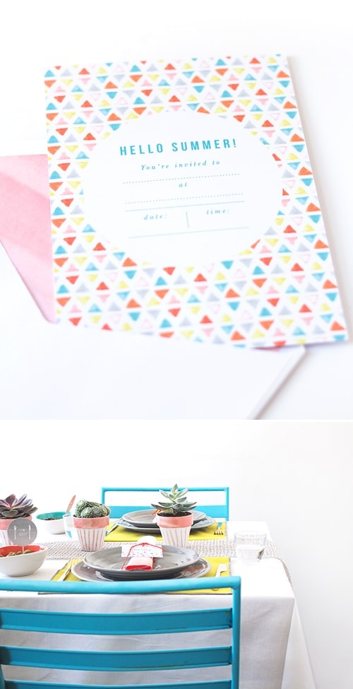 summer printables west elm