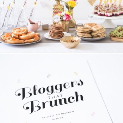 Bloggers That Brunch
