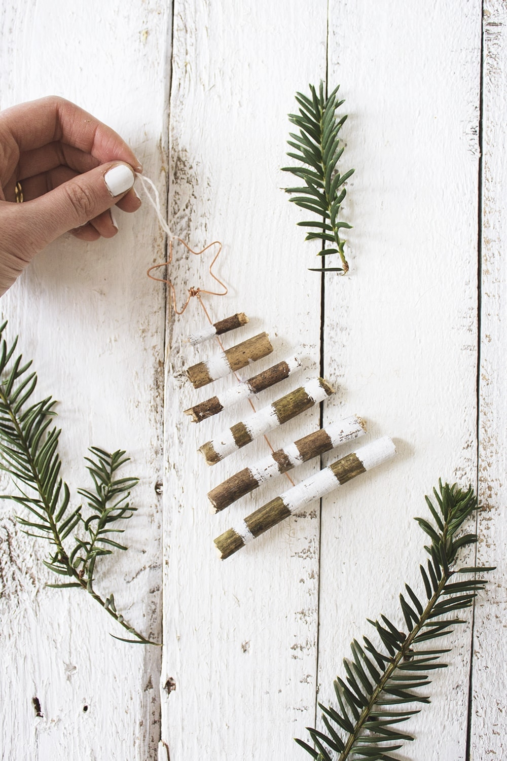 A tree for your tree for Homemade tree decorations