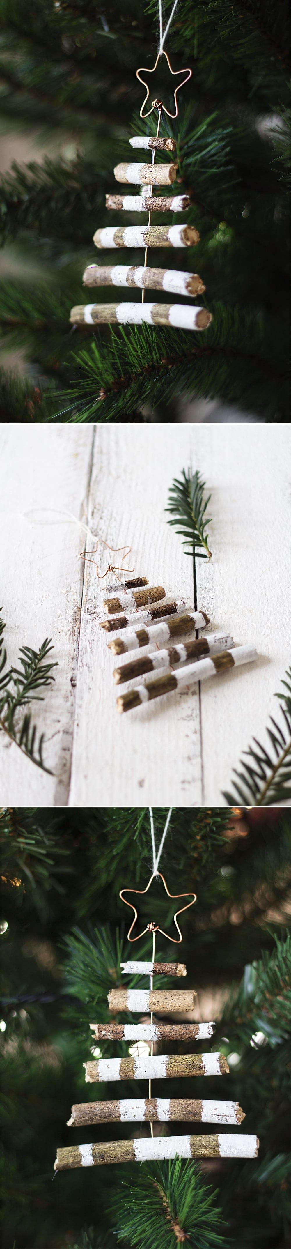 DIY tree decoration 4