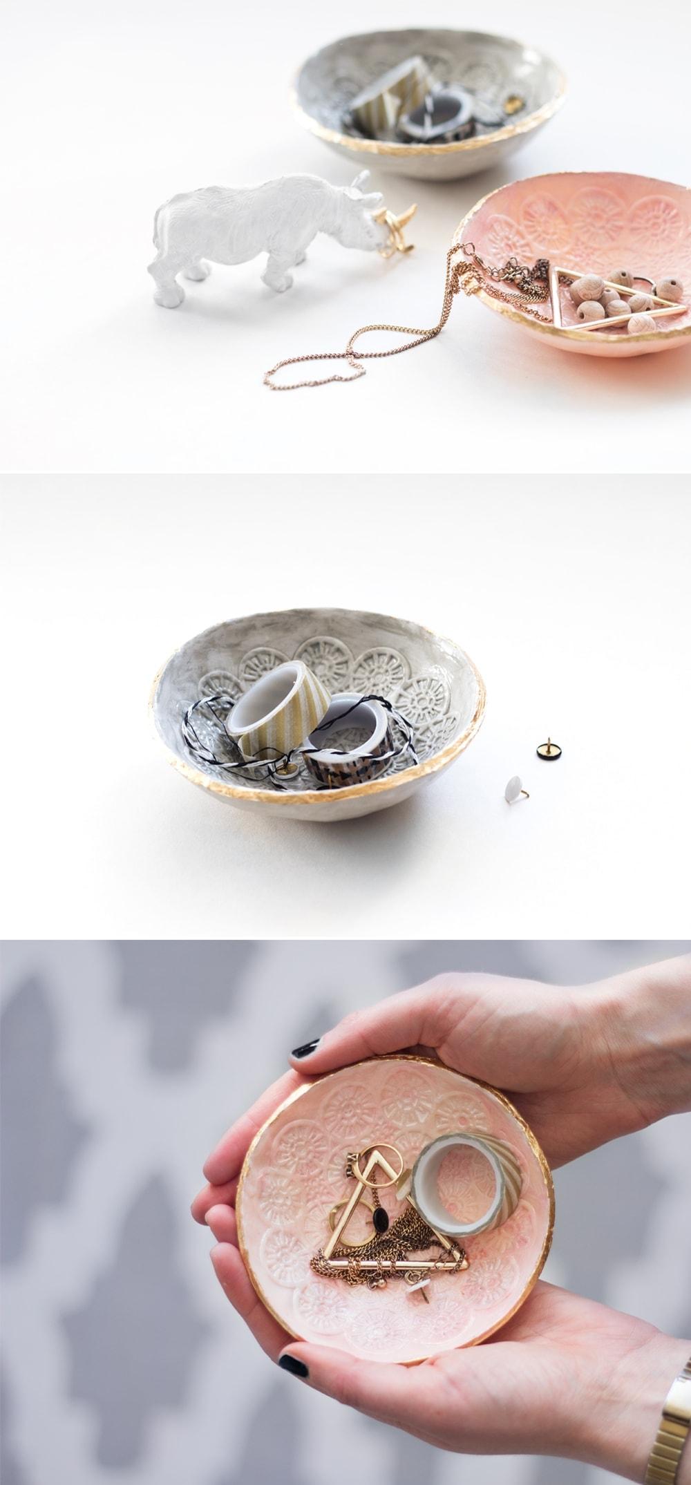 DIY clay bowls 2