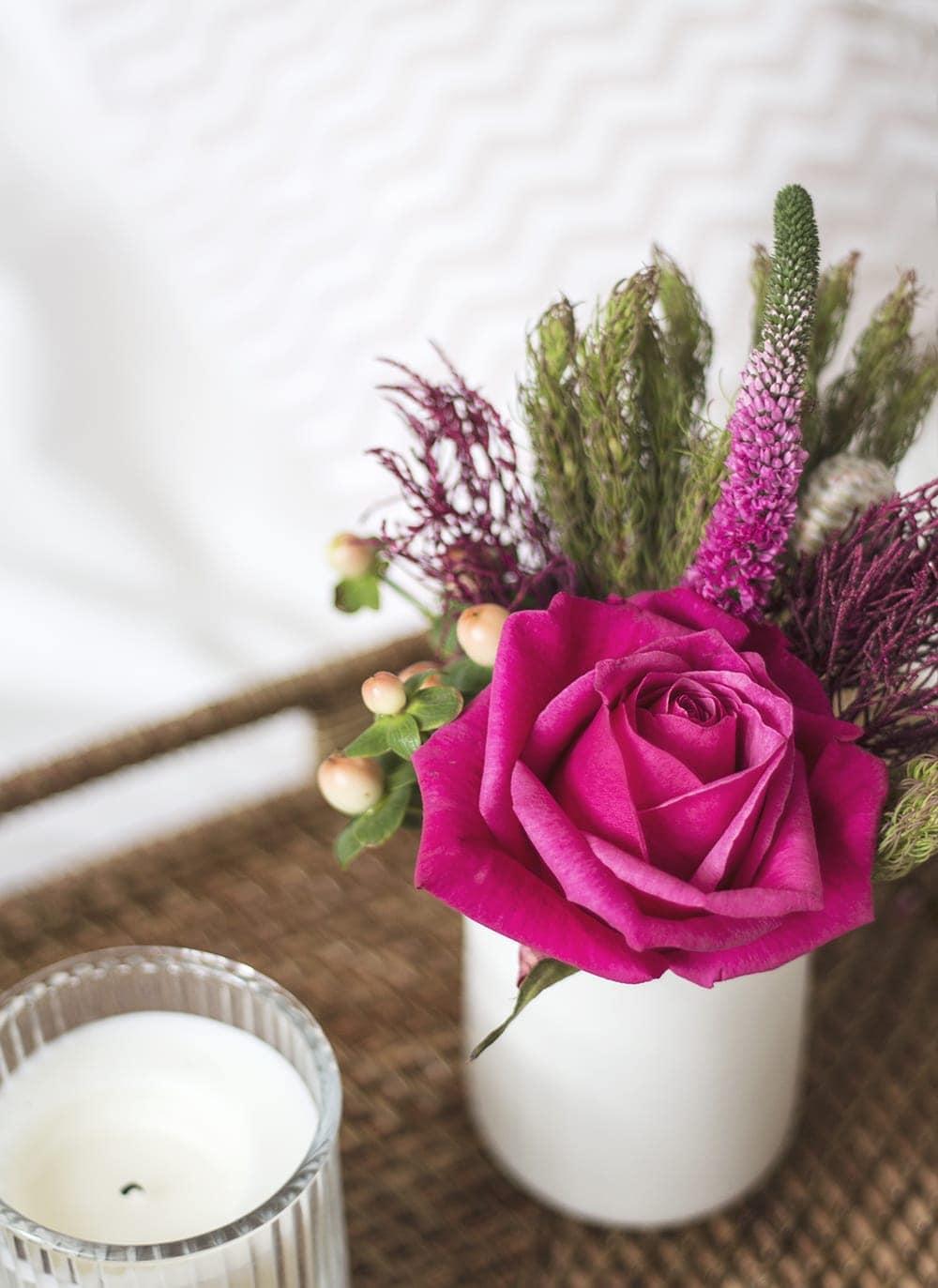 flowers I the lovely drawer
