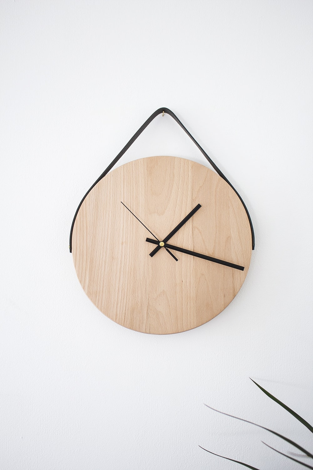 DIY minimal wall clock 2