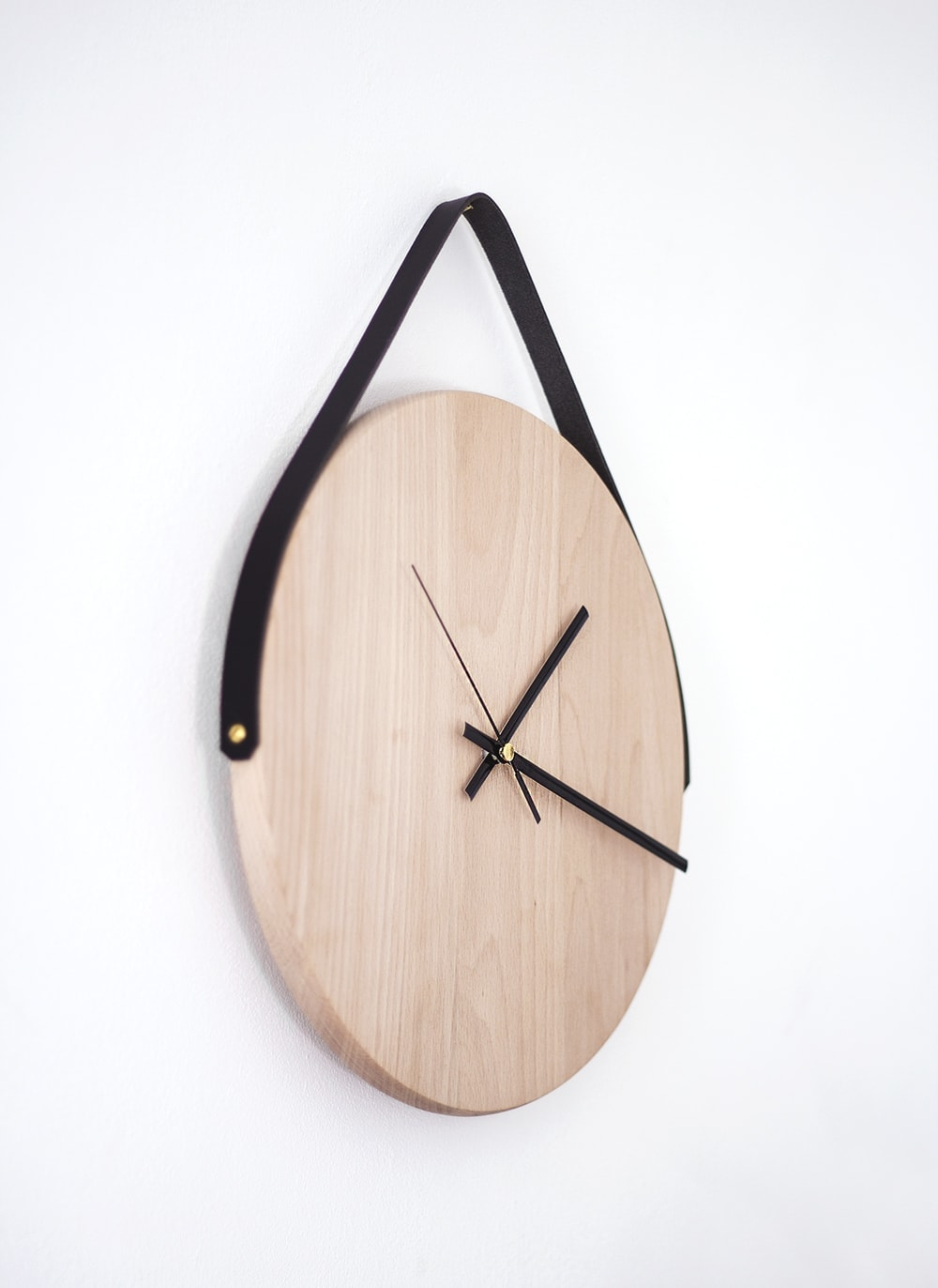 DIY minimal wall clock 3