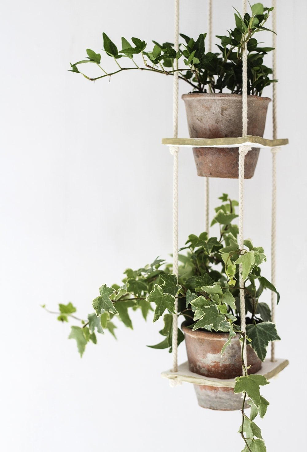 DIY 3 tier planter