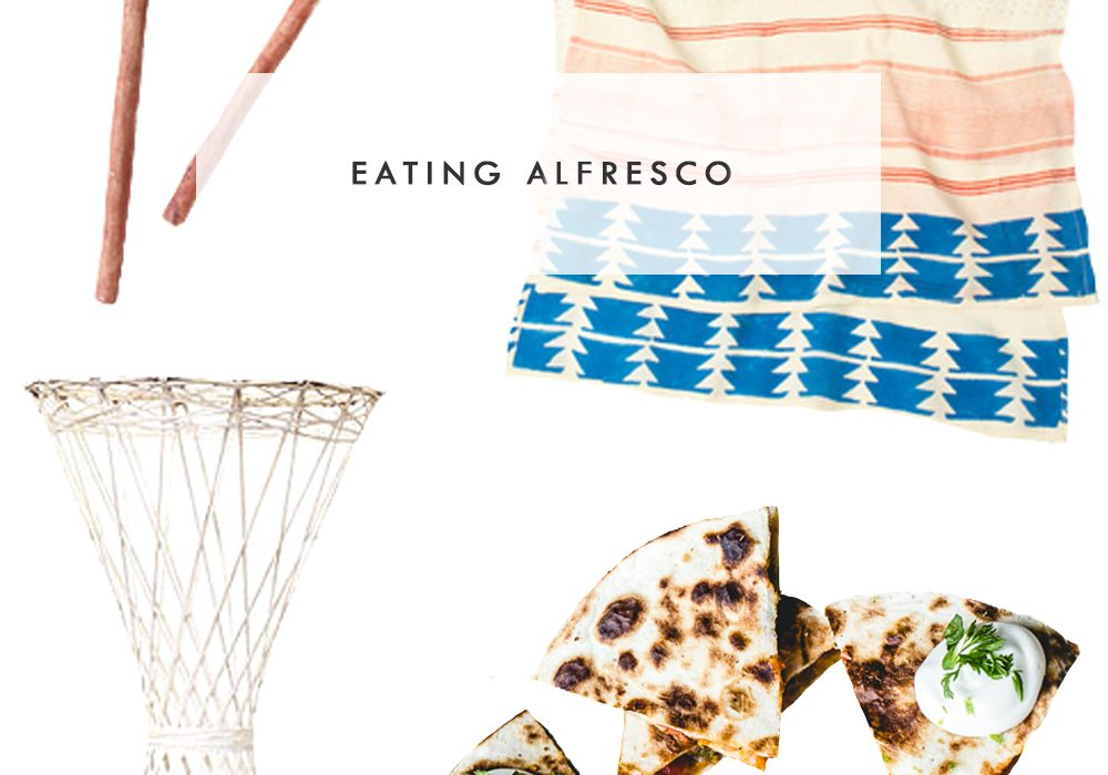 summer dining inspiration