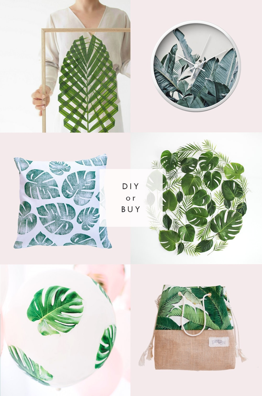 to buy or DIY I palm crazy
