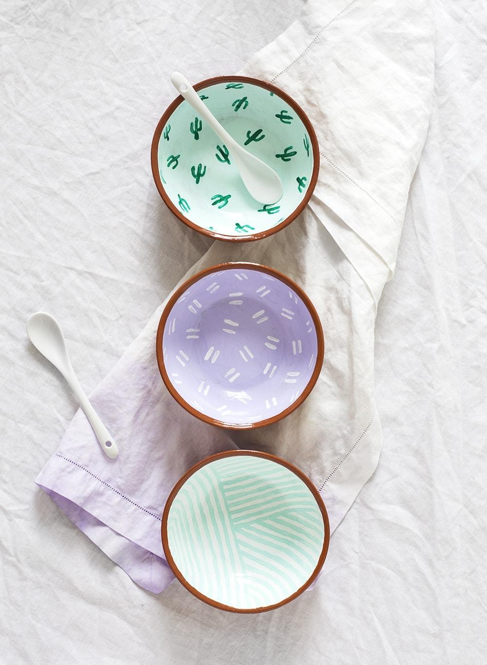Chips 'n' dips DIY bowls 1