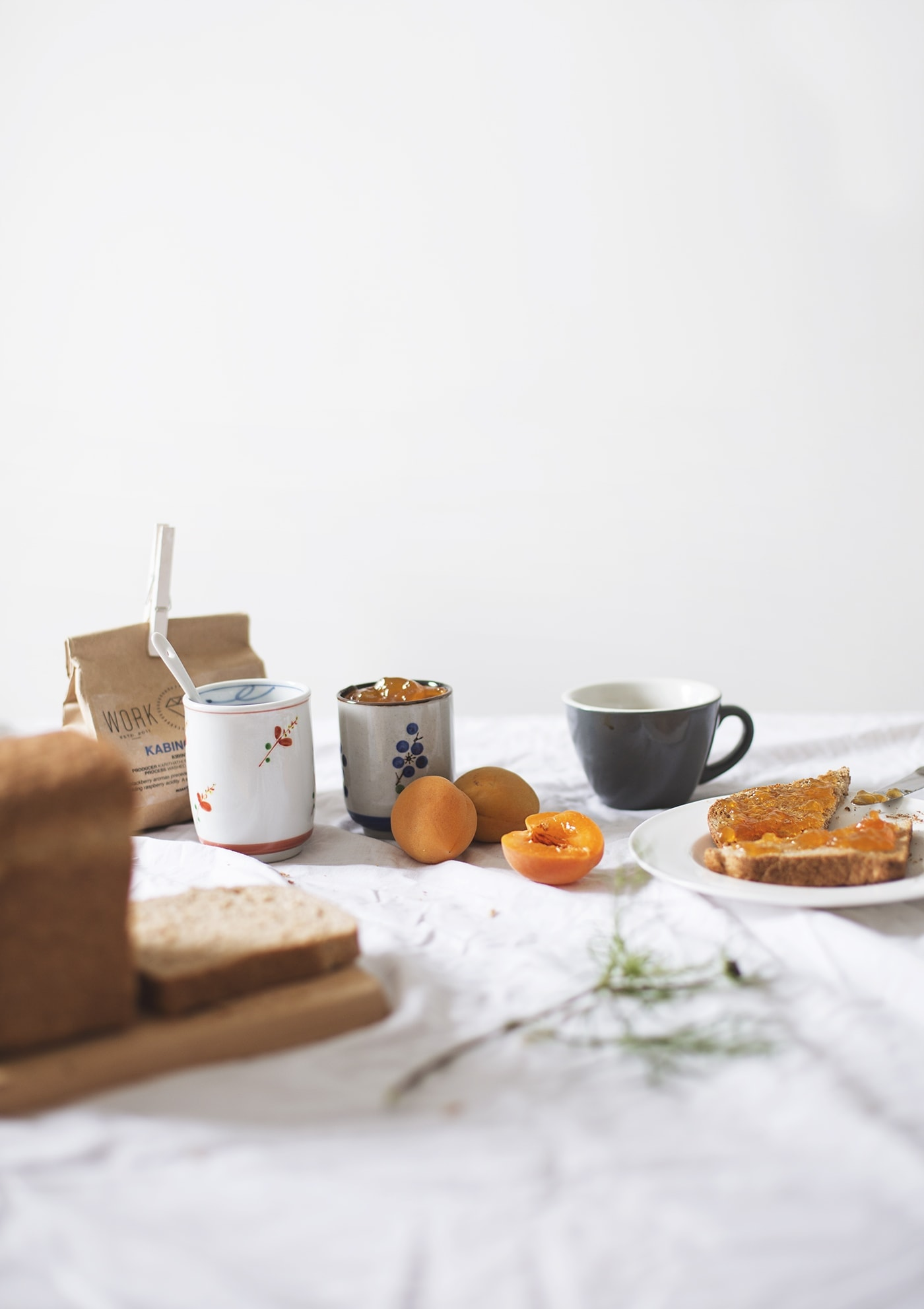 styling the seasons september | breakfast | home style