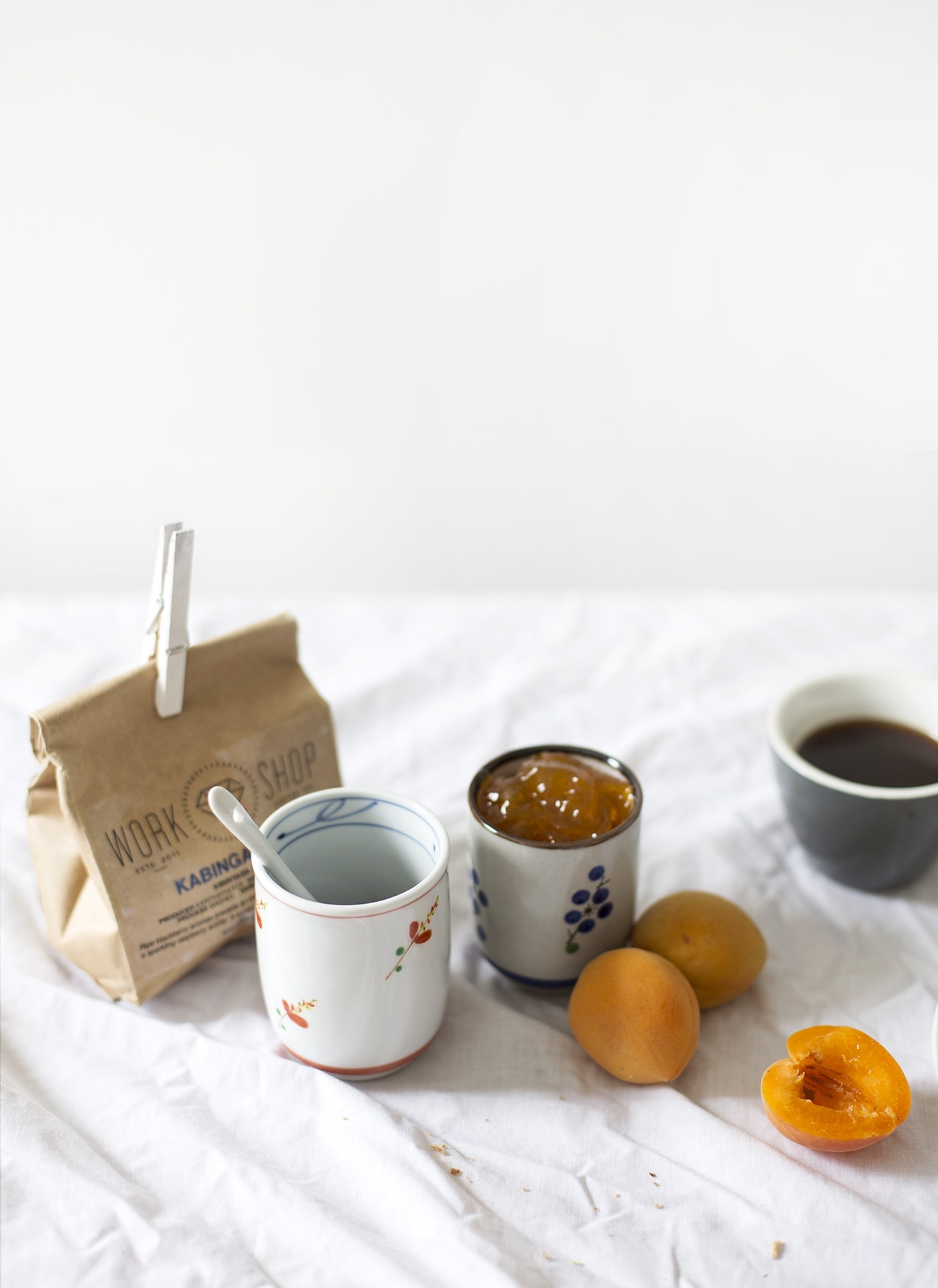 styling the seasons september | breakfast table | home style copy