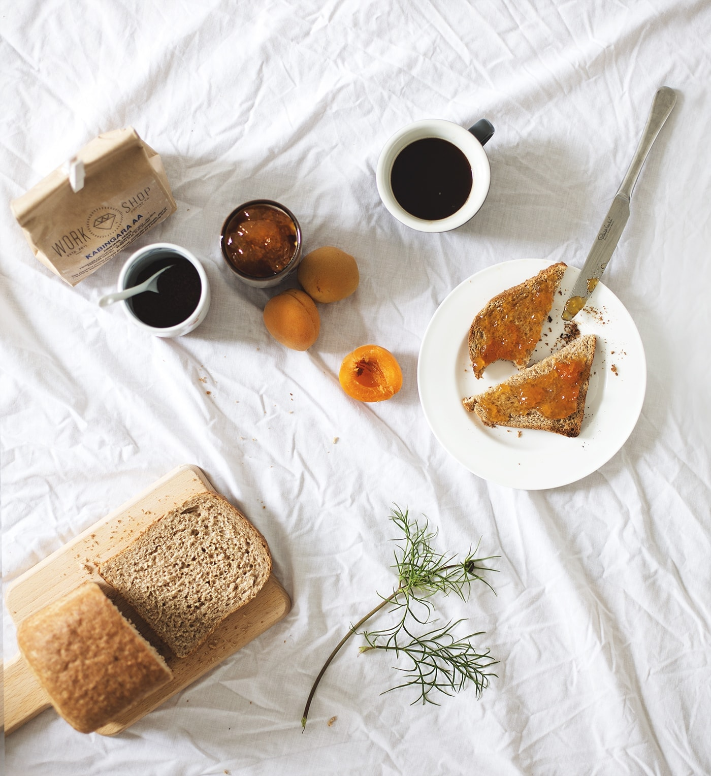 styling the seasons september | breakfast time | home style copy