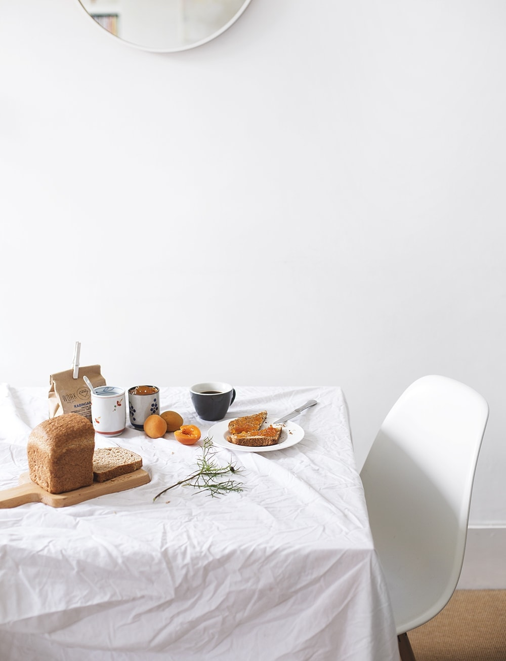 styling the seasons september | morning photography | home style