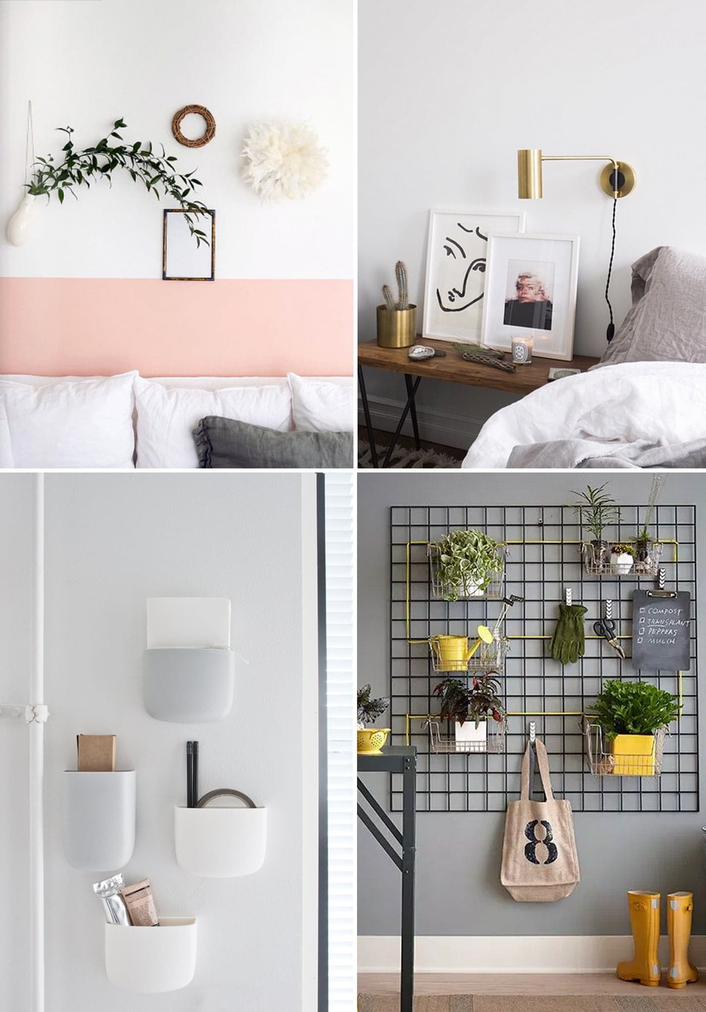 ways to use a lifestyle wall in your home