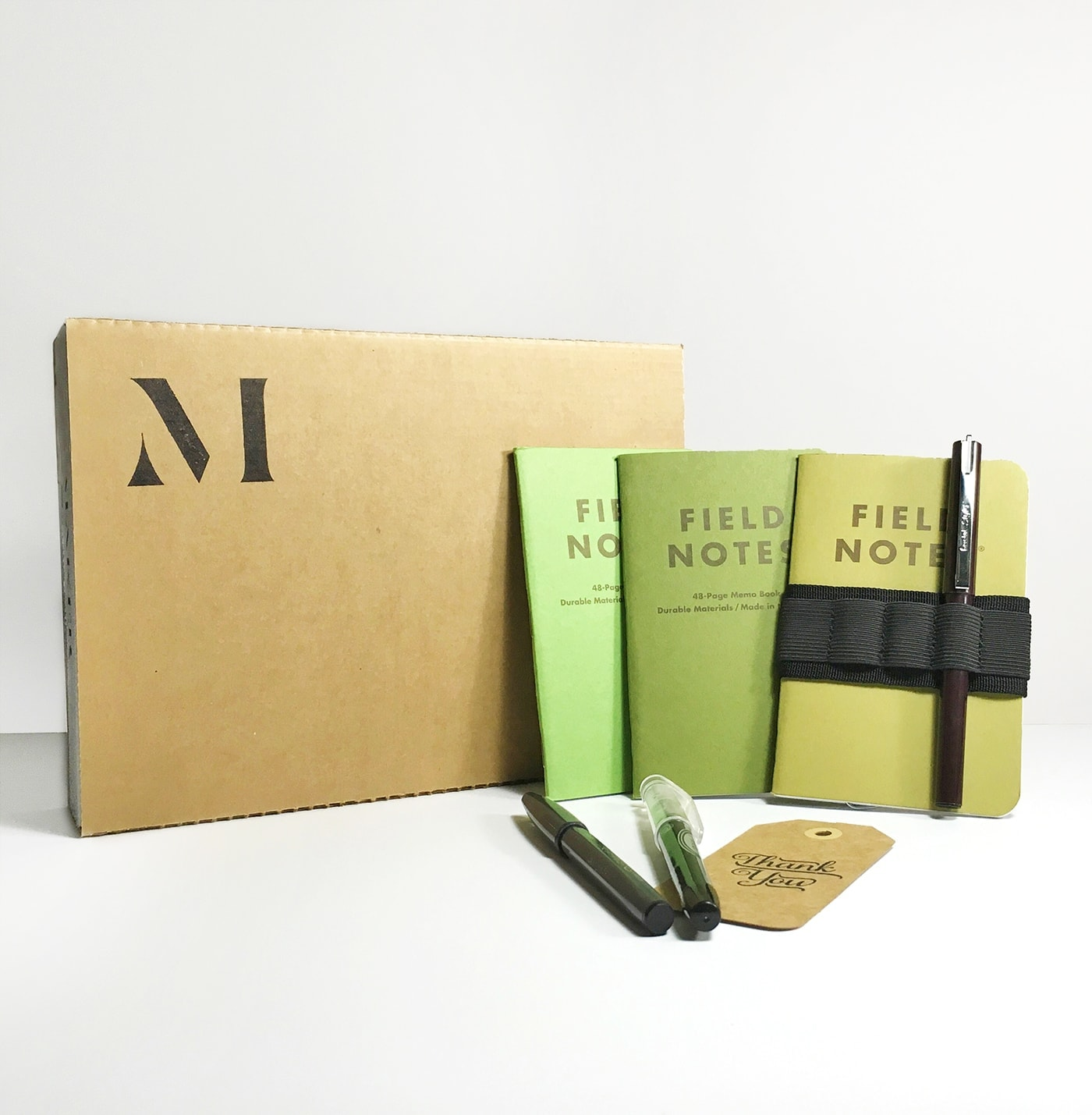 Maker Monthly subscription | stationery lovers