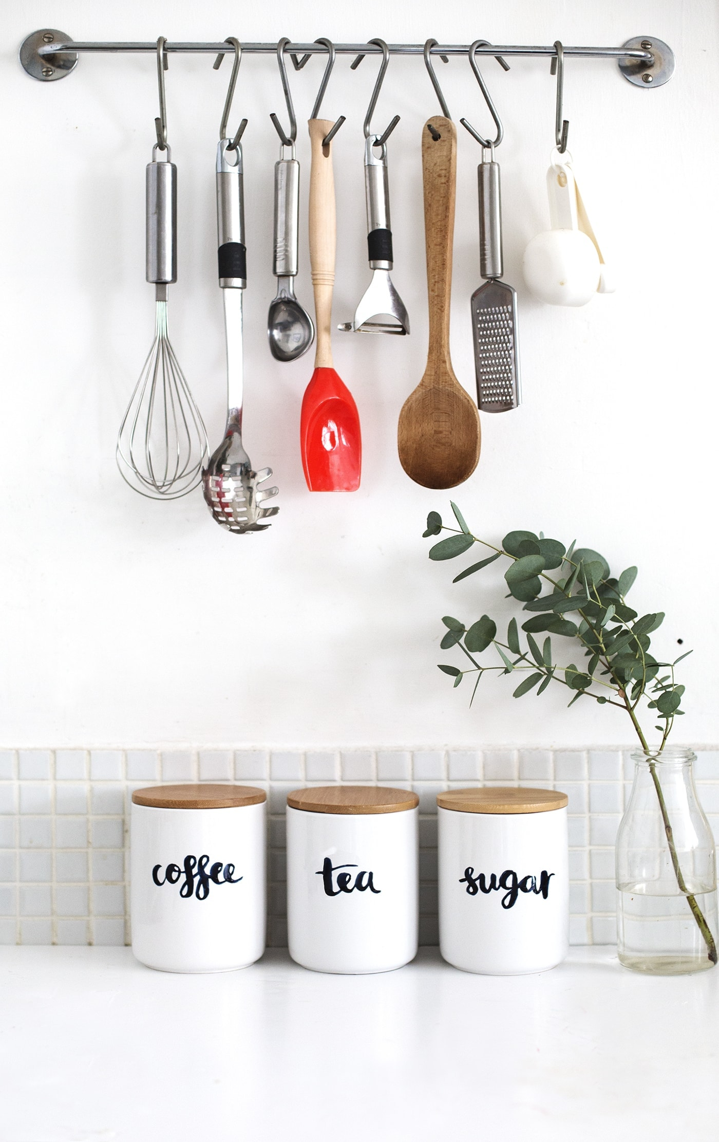 Personalized Kitchen Storage | Food Storage Ideas for Small Homes
