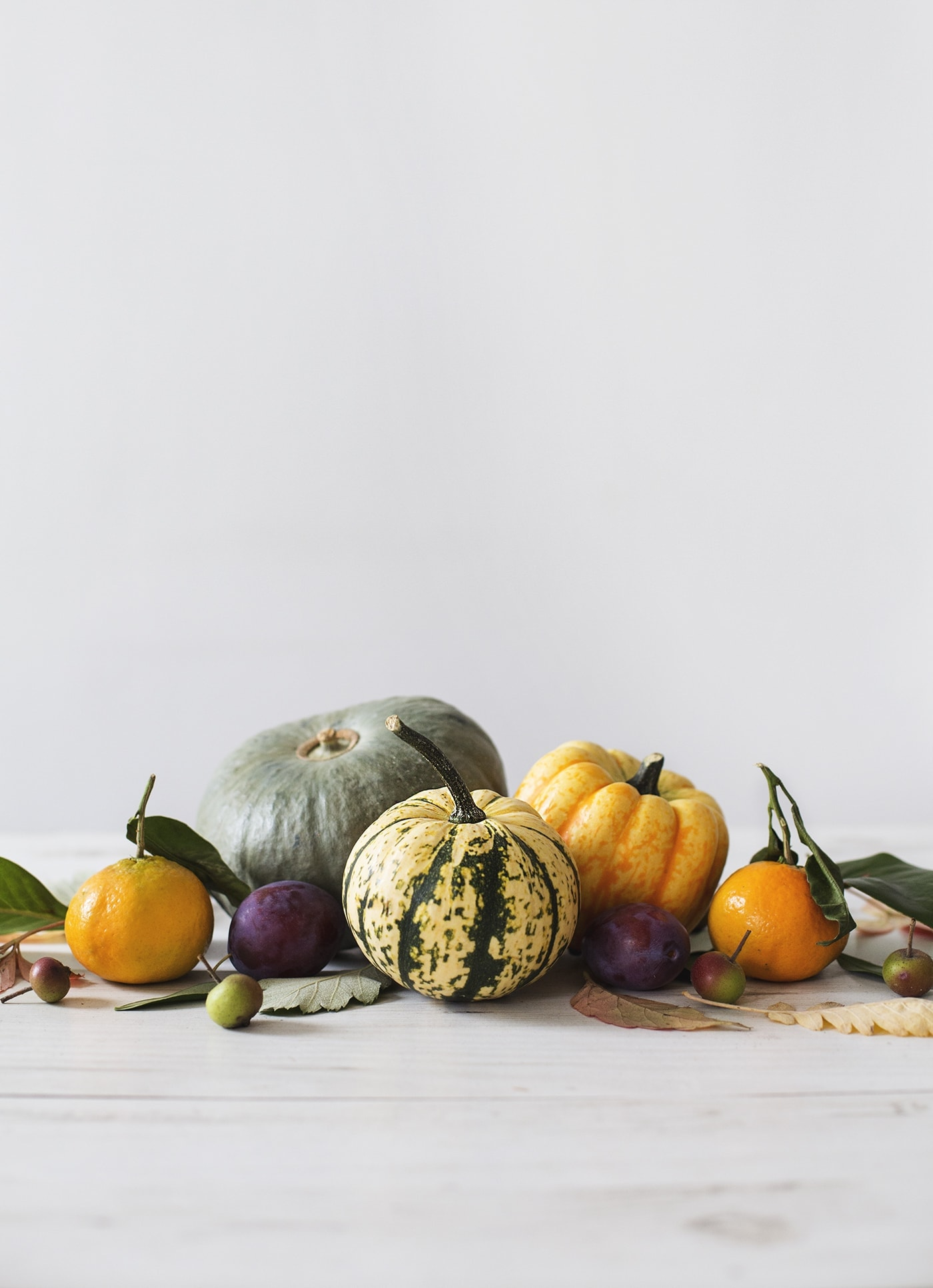 styling the seasons October scene | the lovely drawer