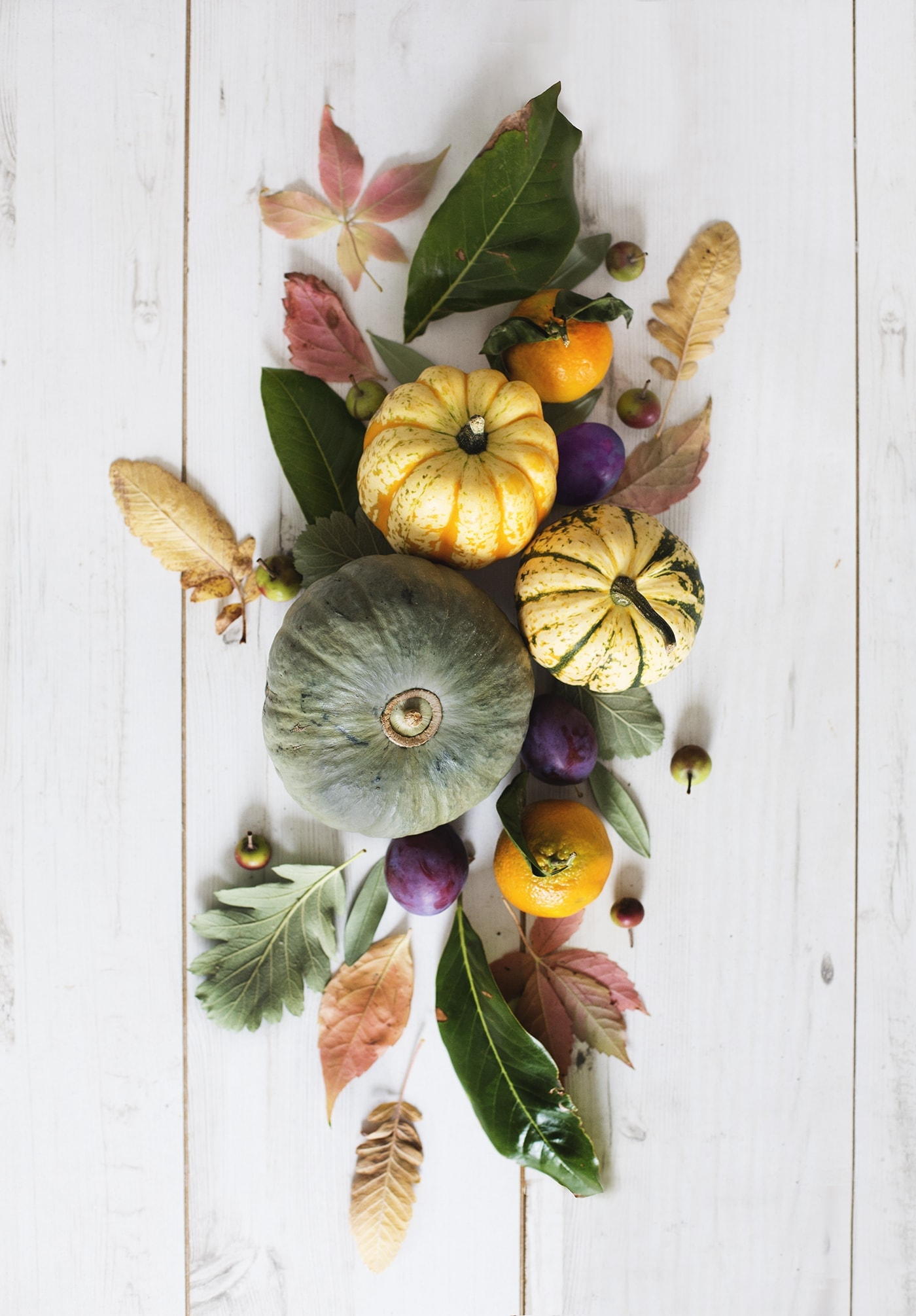 styling the seasons October | the lovely drawer