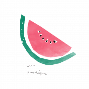 watermelon print 2