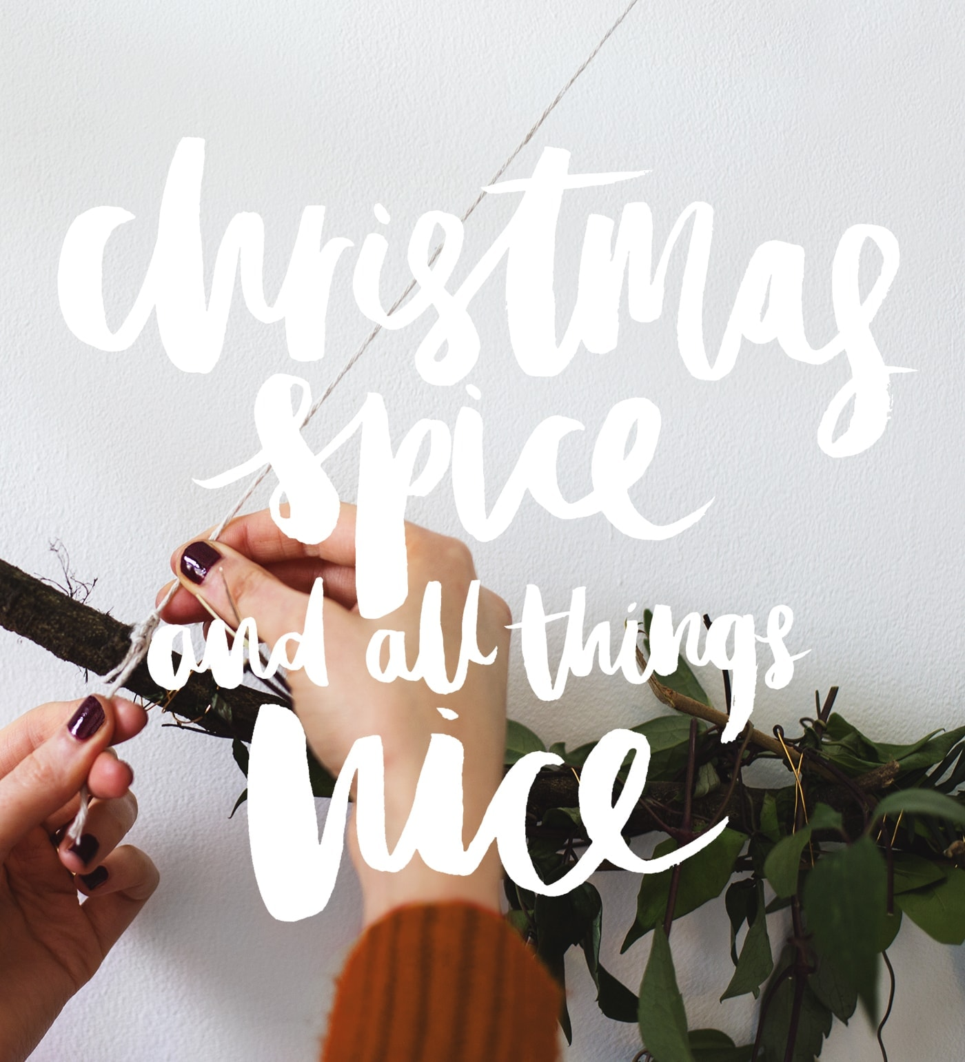 12 styled days of Christmas with West Elm | Festive series