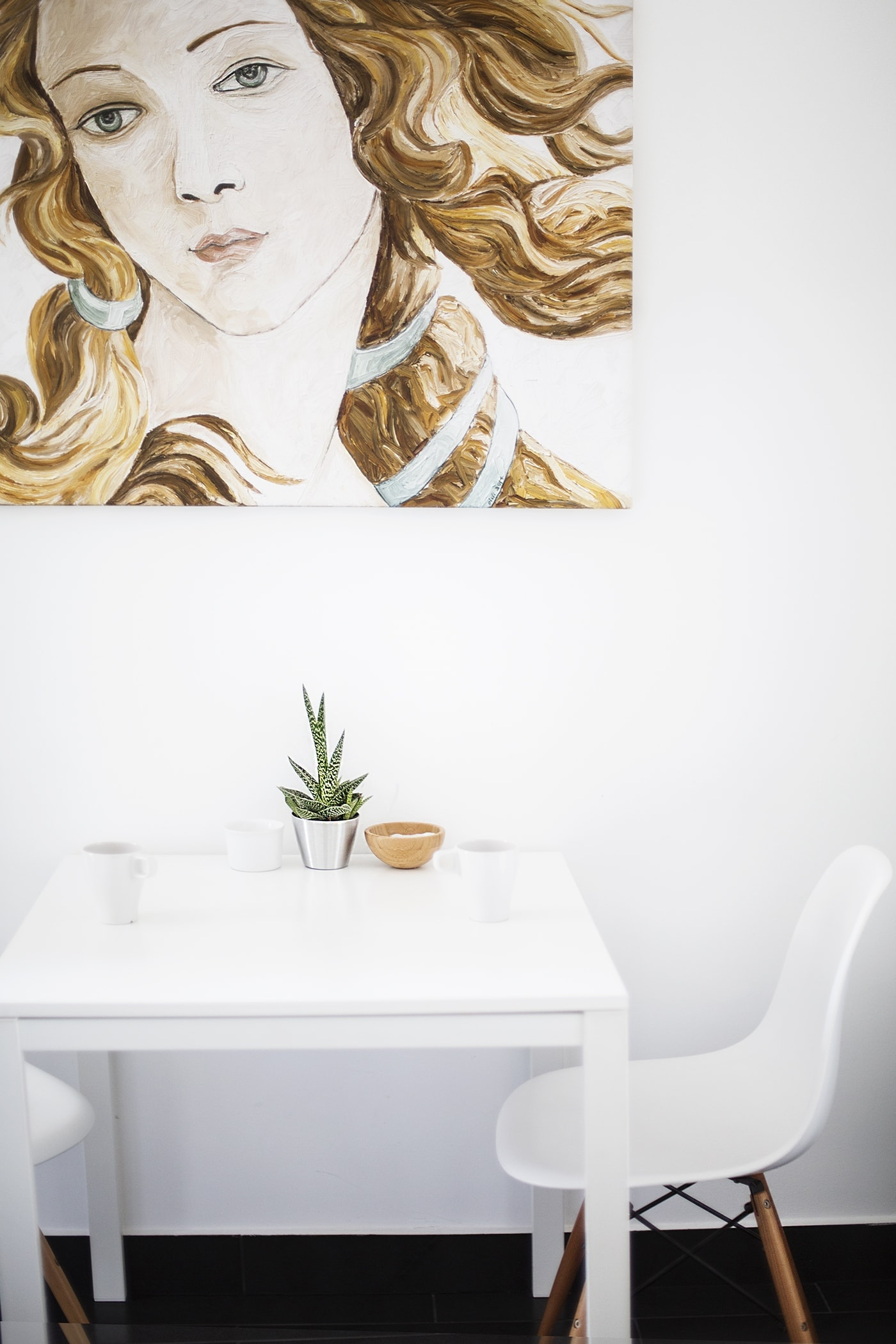 air bnb dining budapest | the lovely drawer