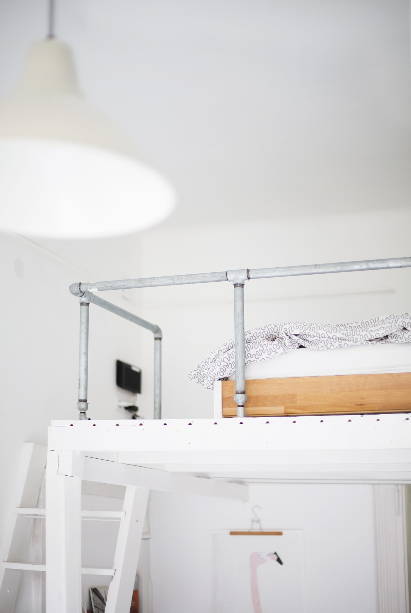 air bnb trre house bed | the ovely drawer