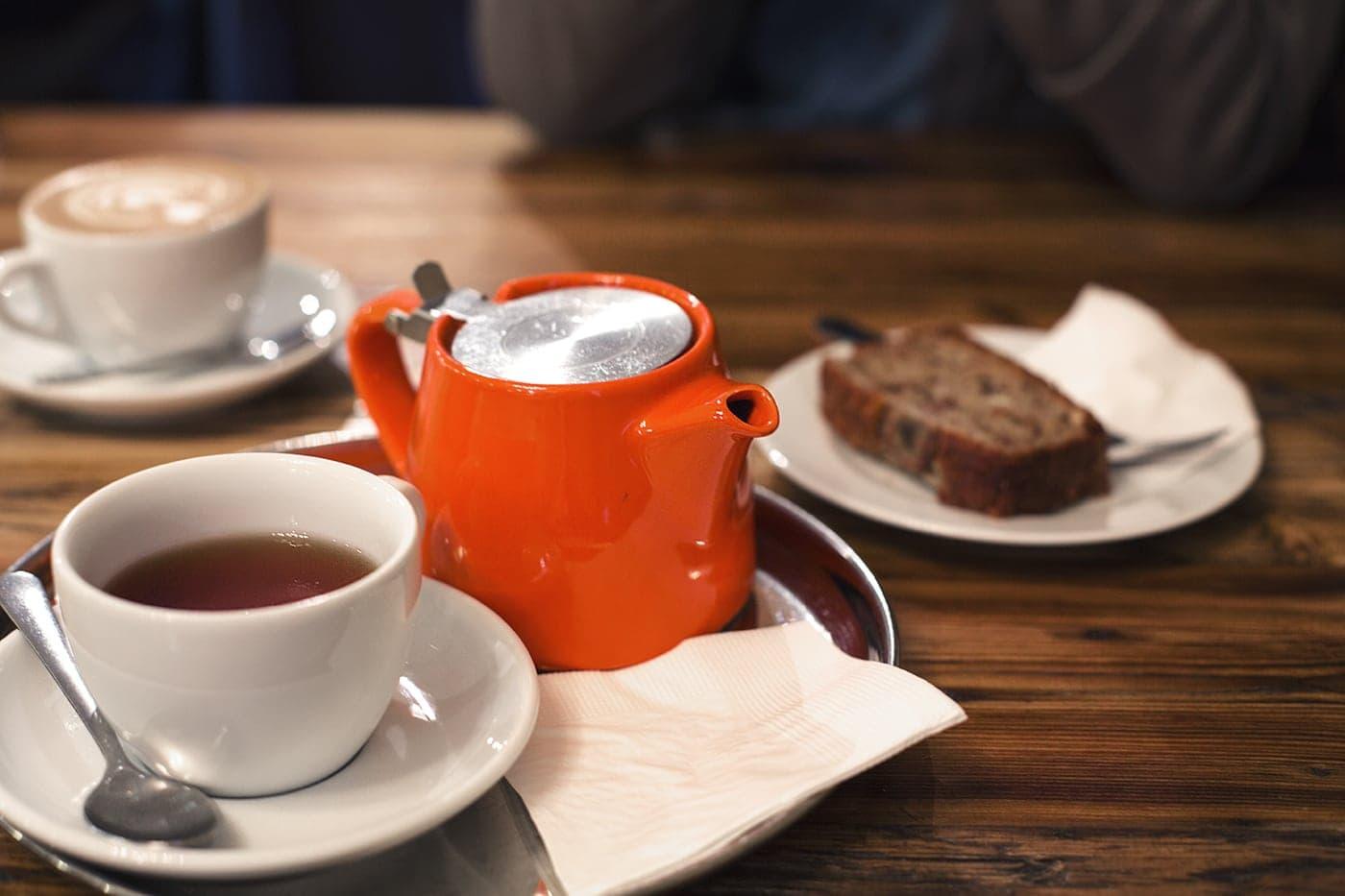 tea break at espresso embassy   the lovely drawr.com
