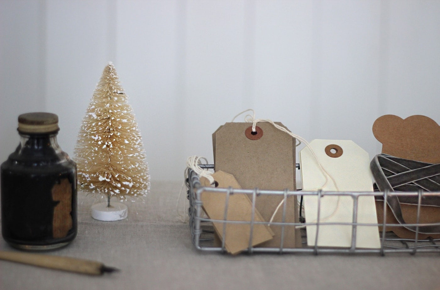 12 styled days of Christmas series with West Elm | Christmas crafts | growing spaces