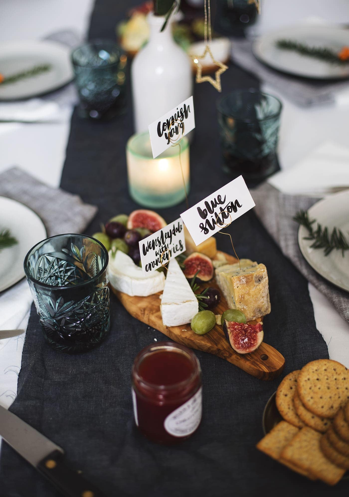 12 styled days of Christmas with West Elm 1