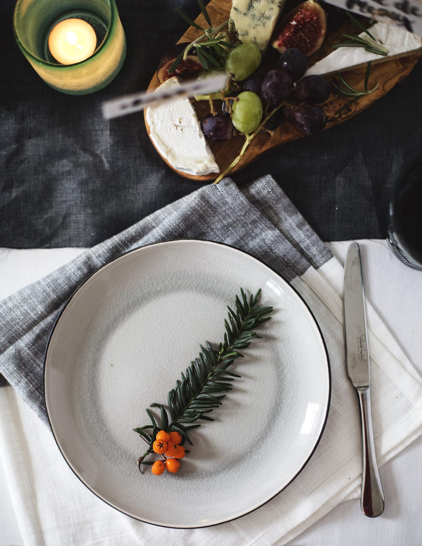 12 styled days of Christmas with West Elm 15