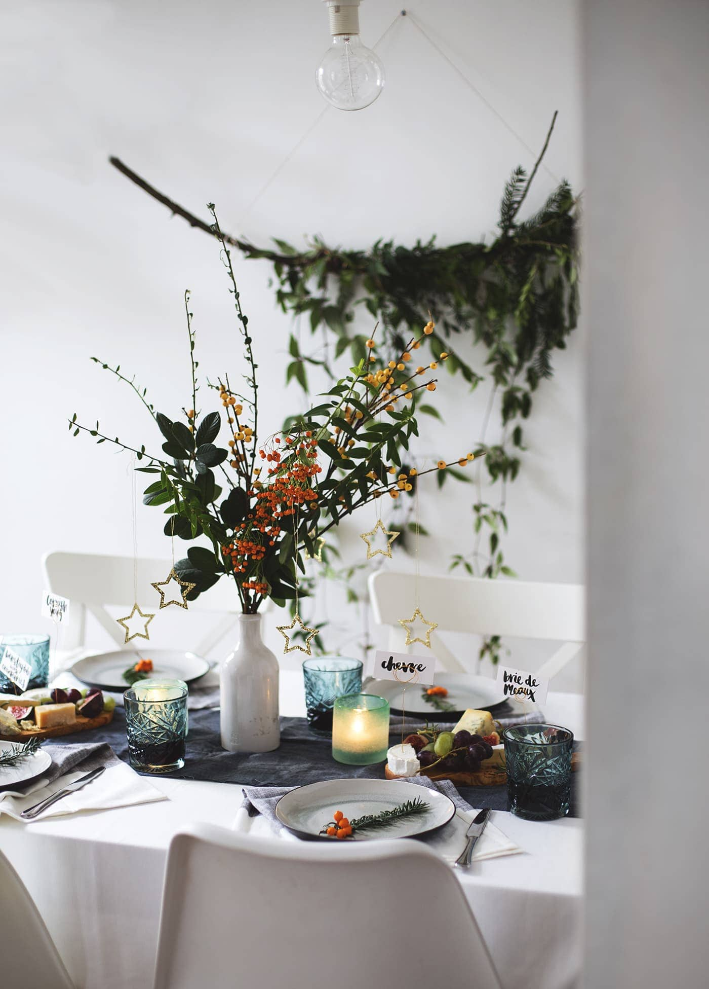 12 styled days of Christmas with West Elm 5