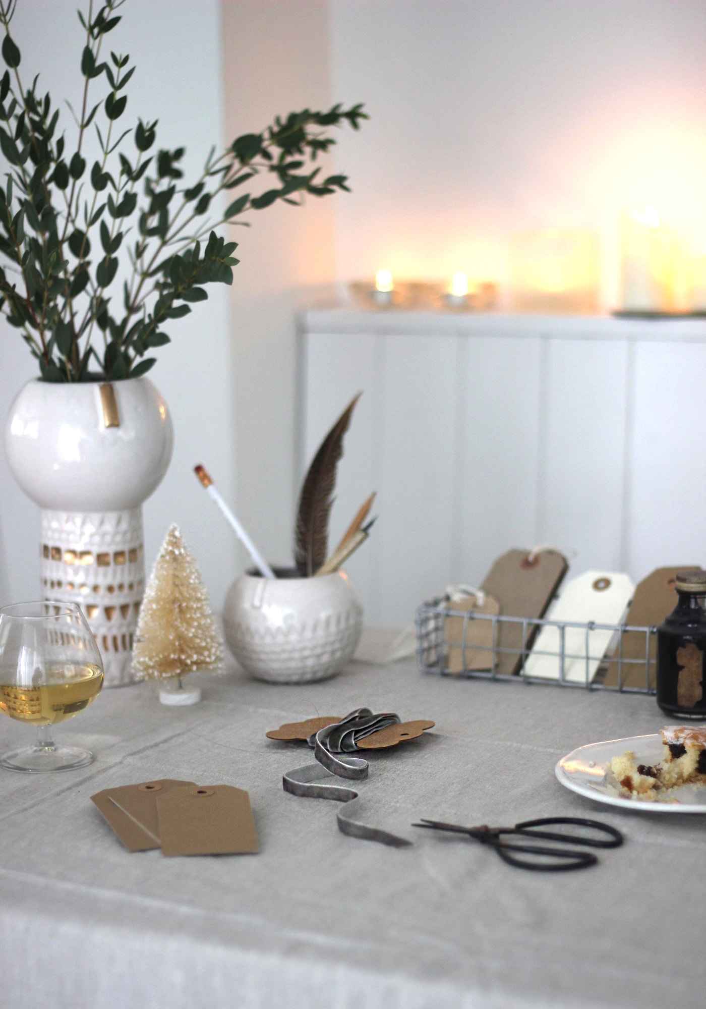12 styled days of Christmas with West Elm | Festive series | growing spaces