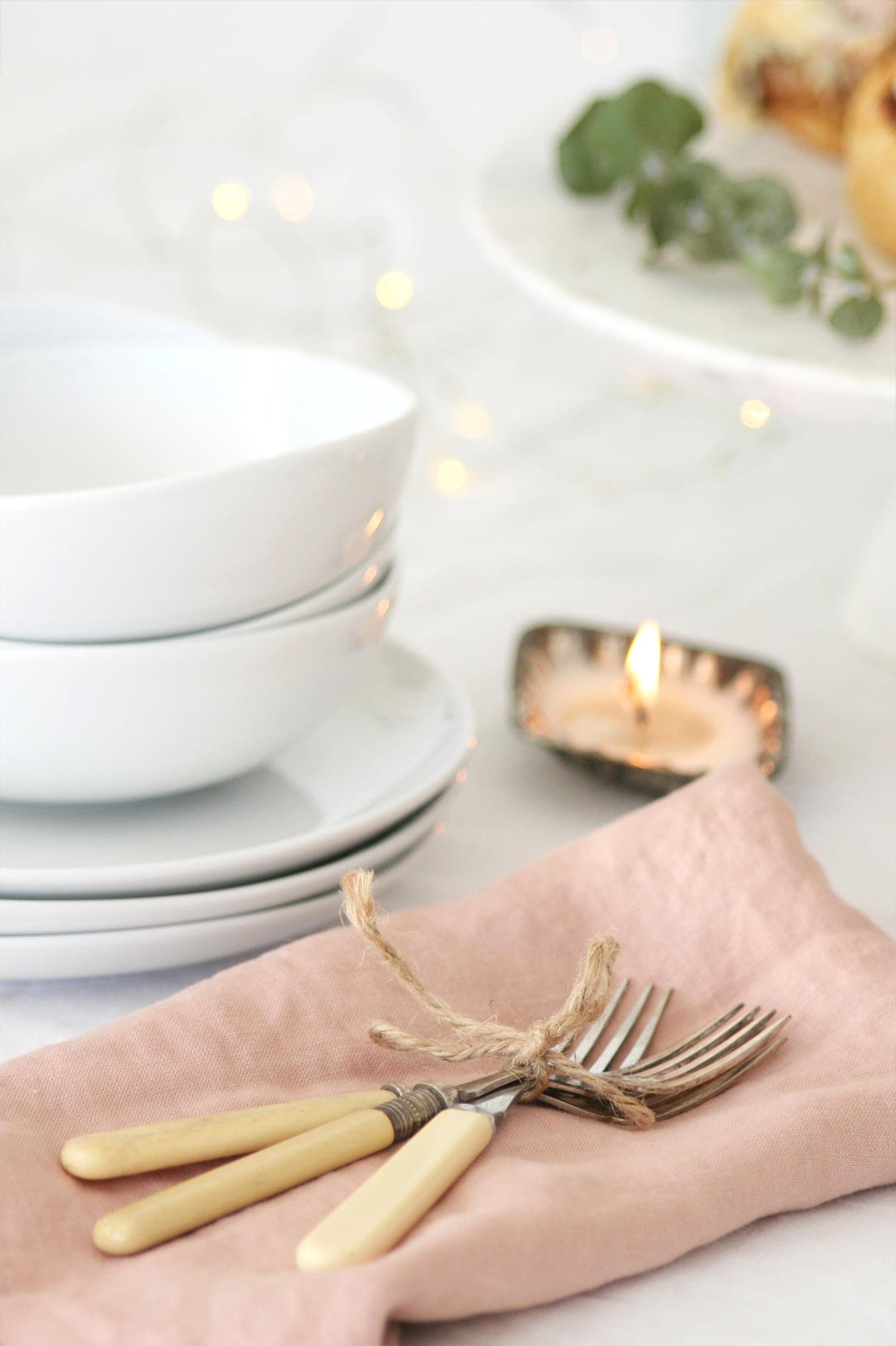 12 styled days of Christmas with West Elm | festive advent breakfast | apartment apothecary