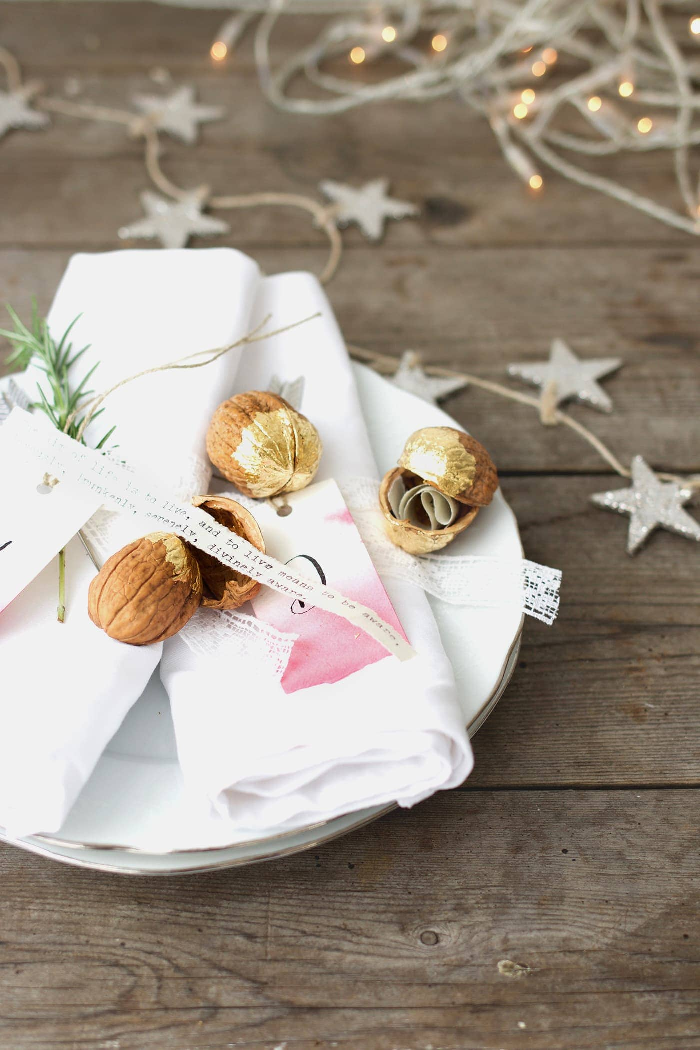 12 styled days of Christmas with West Elm | festive inspiration | lobster and swan