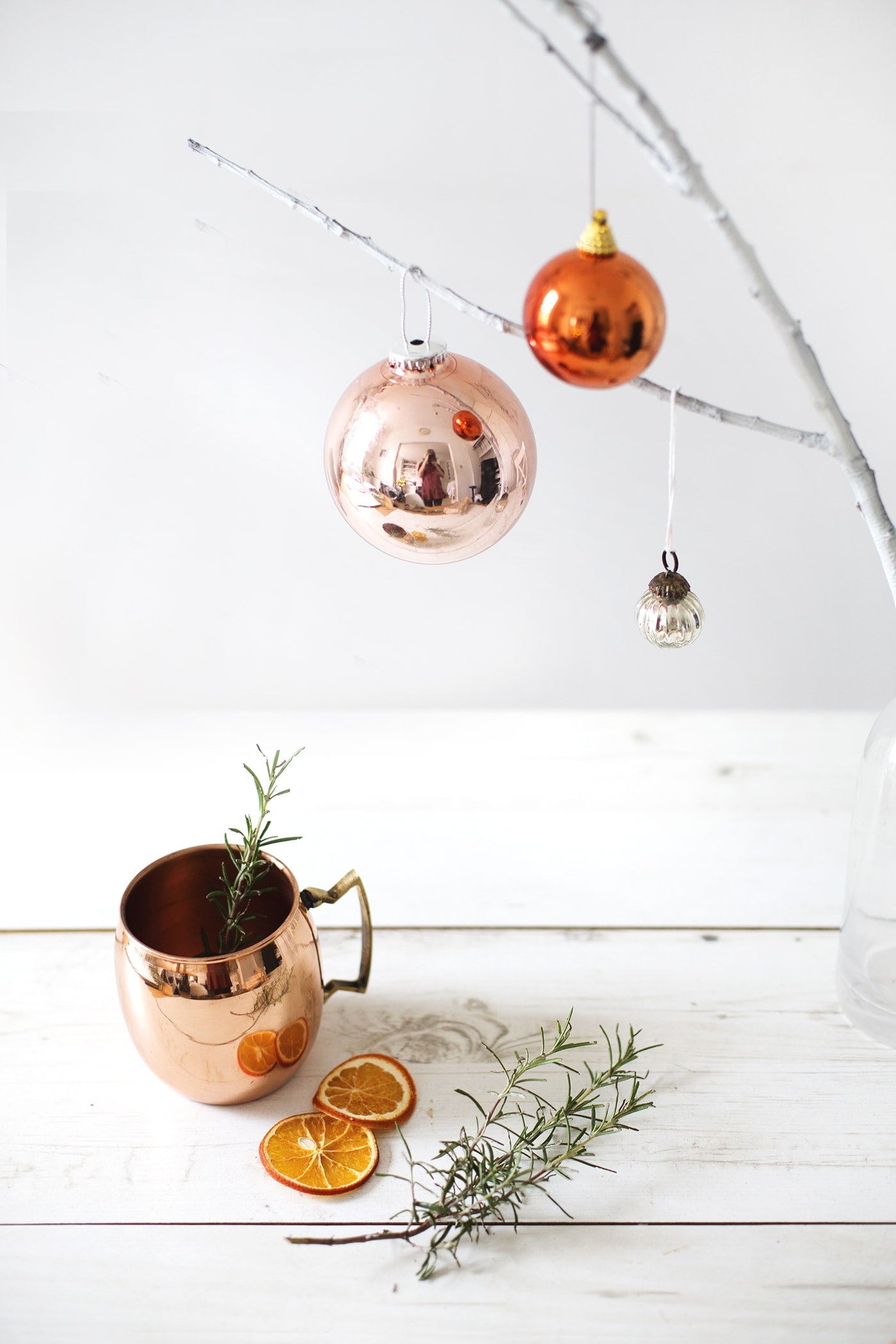 December styling the seasons | baubles and cocktails