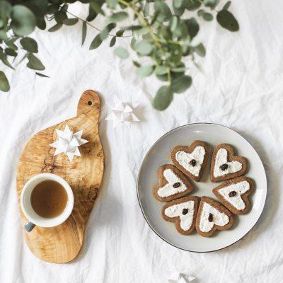 Paleo Chestnut Flour Gingerbread