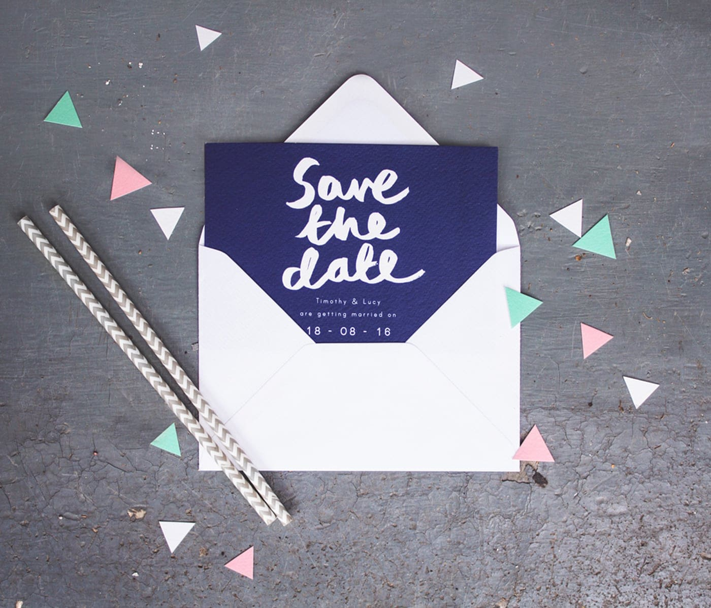 save the date | the lovely drawer