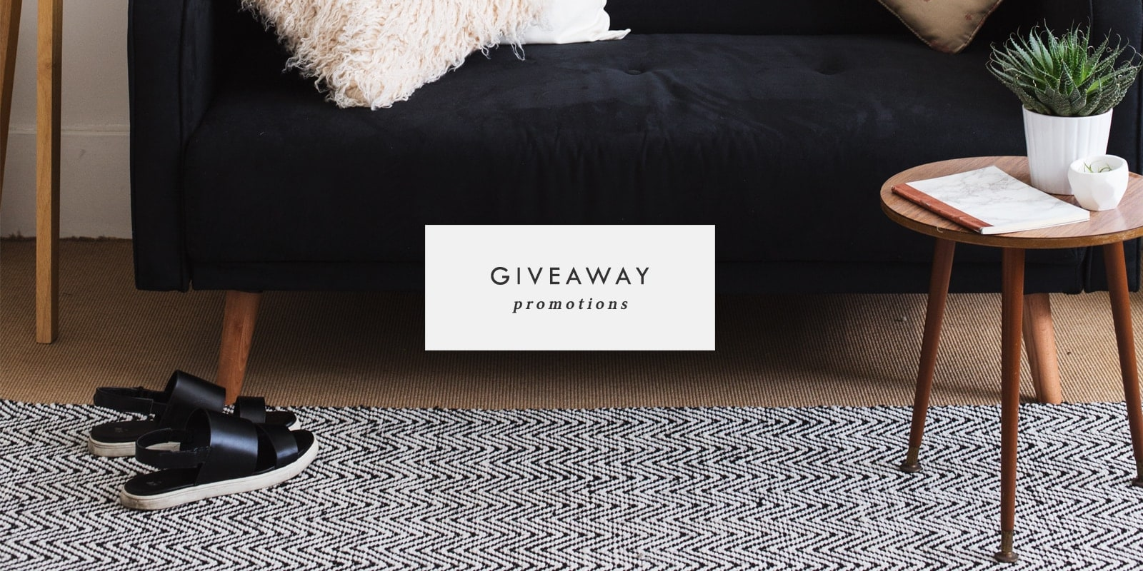 giveaway promotions
