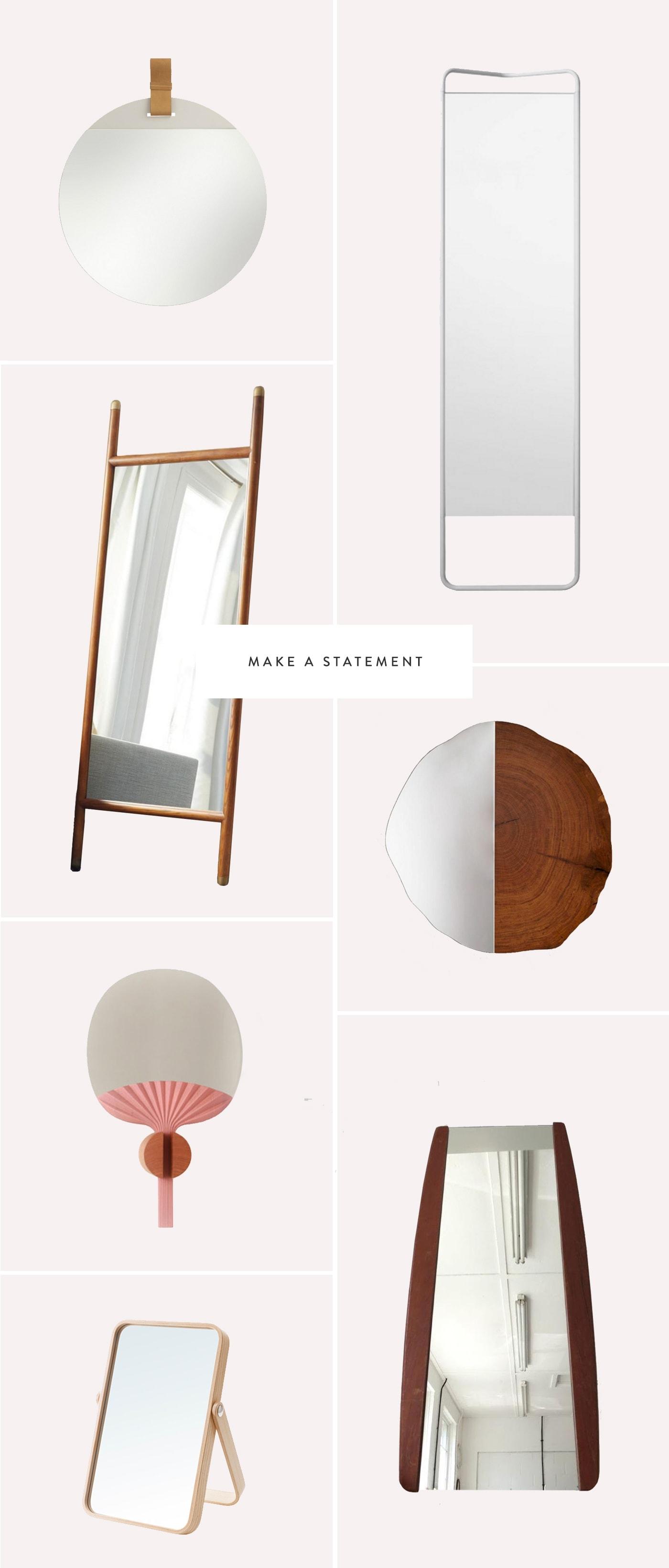 mirror inspiration | interiors | home decor