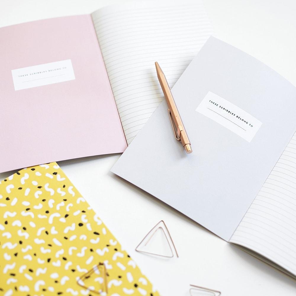 notebooks 3   the lovely drawer