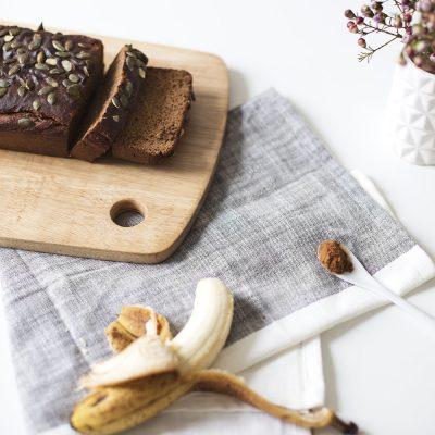 Easy Grain Free Banana Bread