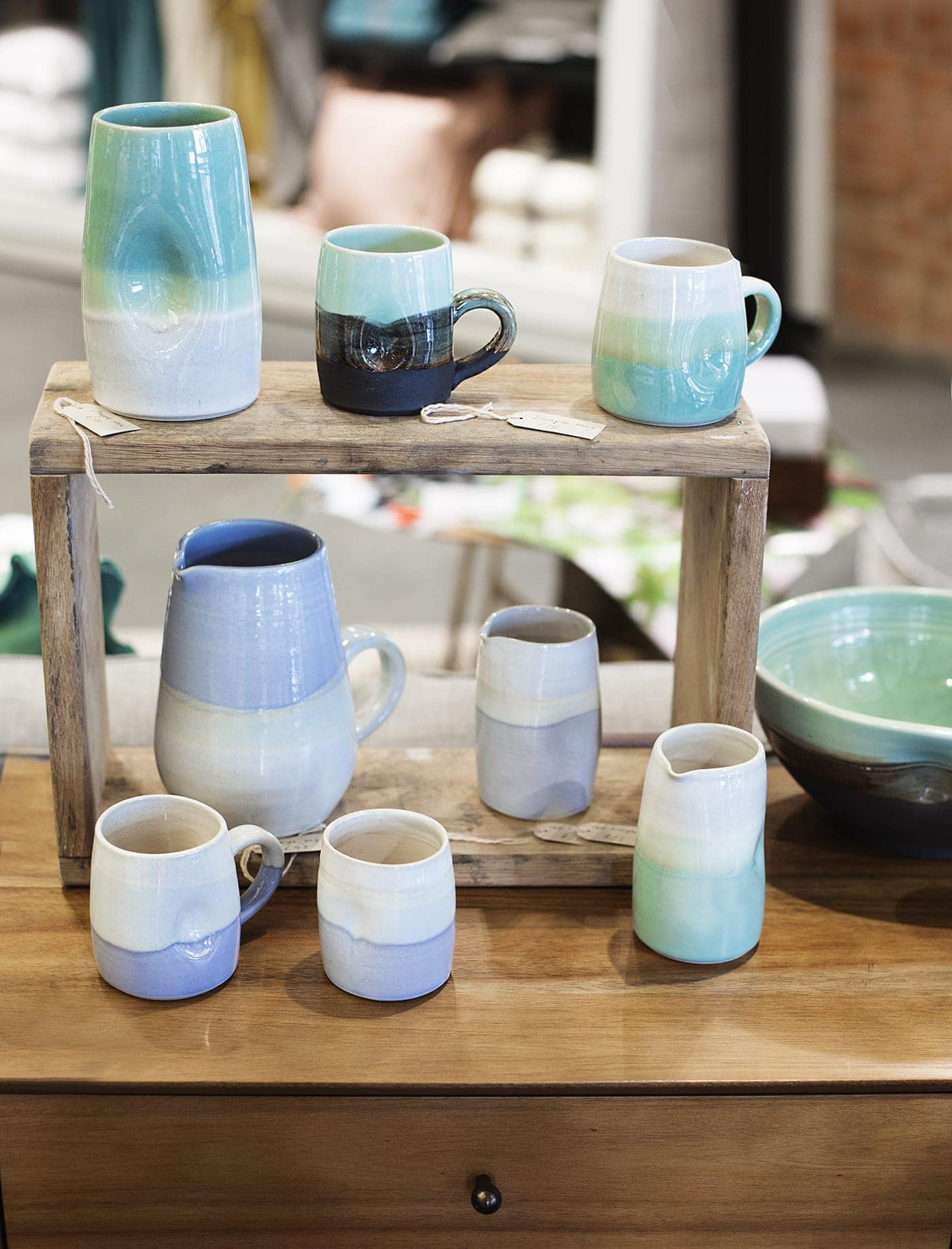 west elm pop up shop | holly bell