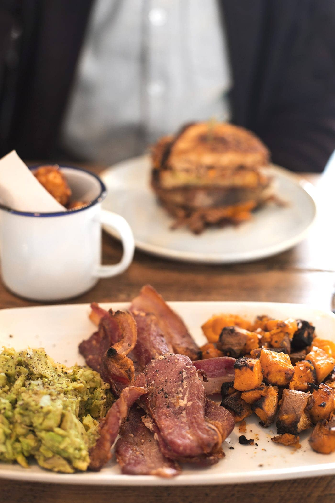 Clapham staycation | Brickwood Coffee lunch | mini break