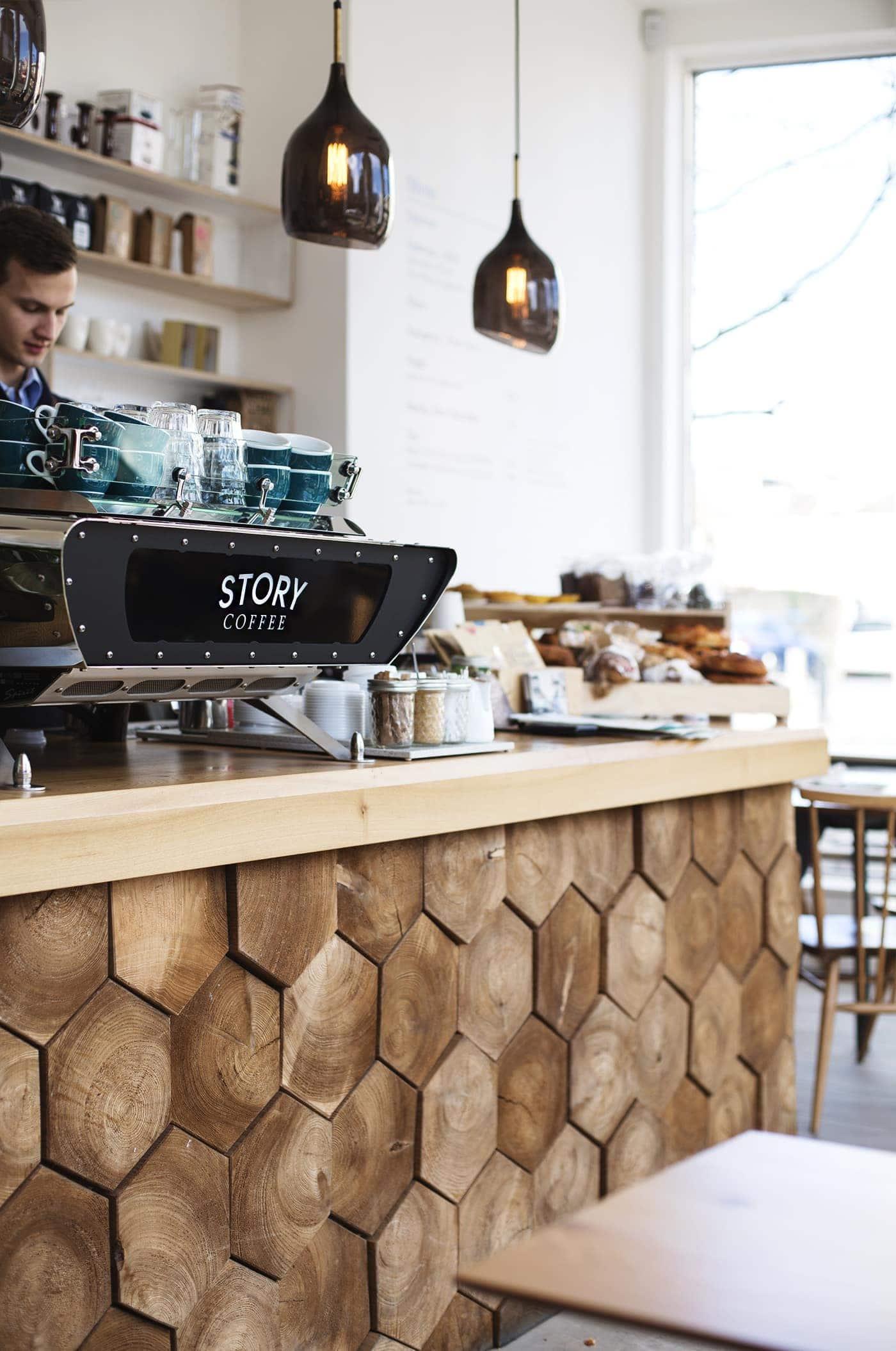 Clapham staycation | Story Coffee interiors 3 | mini break